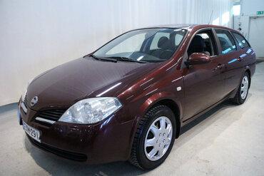 Nissan PRIMERA 1.6 Visia Traveller, vm. 2005, 152 tkm